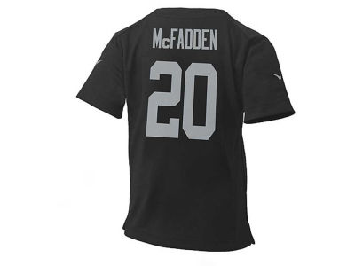 Oakland Raiders Darren Mcfadden NFL Kids Game Jersey