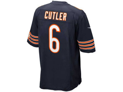 Chicago Bears Jay Cutler NFL Toddler Game Jersey