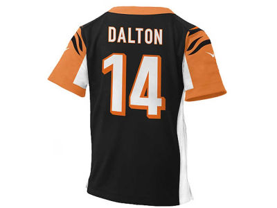 Cincinnati Bengals Andy Dalton Nike NFL Toddler Game Jersey