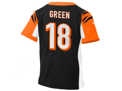 Cincinnati Bengals A.J. Green Nike NFL Toddler Game Jersey