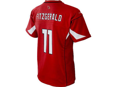 Arizona Cardinals Larry Fitzgerald Nike NFL Toddler Game Jersey