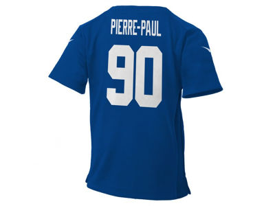 New York Giants Jason Pierre-Paul NFL Toddler Game Jersey