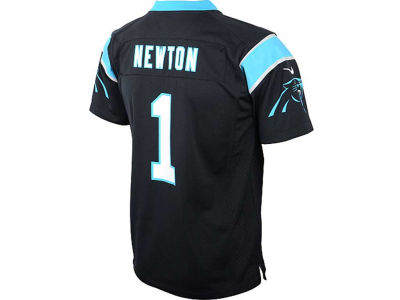 Carolina Panthers Cam Newton Nike NFL Toddler Game Jersey