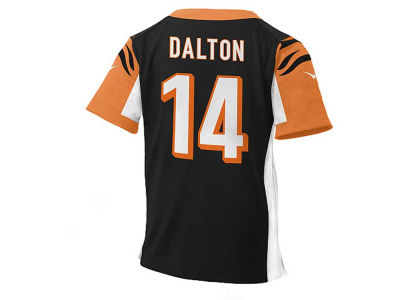 Cincinnati Bengals Andy Dalton NFL Infant Game Jersey