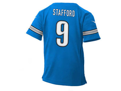 Detroit Lions Matthew Stafford NFL Infant Game Jersey