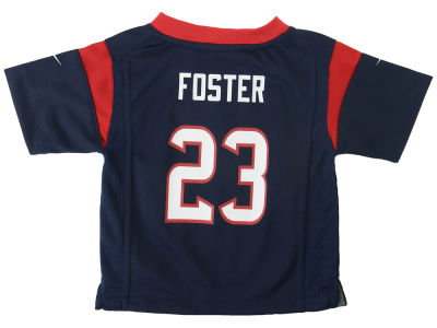 Houston Texans Arian Foster NFL Infant Game Jersey