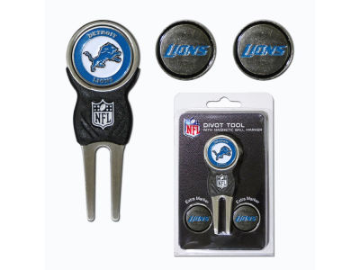 Detroit Lions Divot Tool and Markers