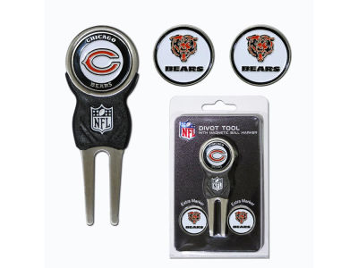 Chicago Bears Divot Tool and Markers