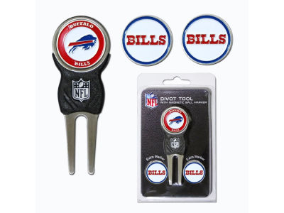 Buffalo Bills Divot Tool and Markers