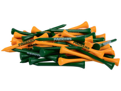 Green Bay Packers 50pk Golf Tees