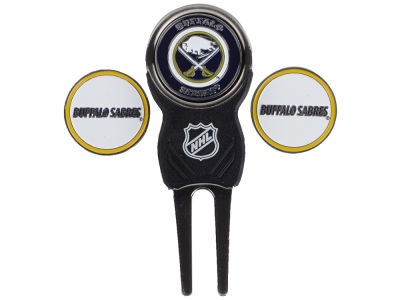 Buffalo Sabres Divot Tool and Markers