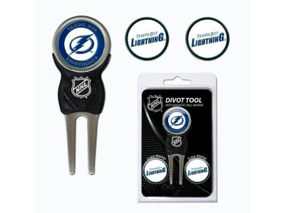 Tampa Bay Lightning Divot Tool and Markers