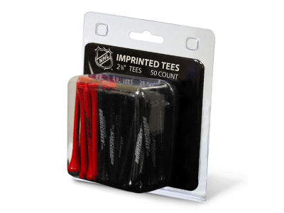 Carolina Hurricanes 50pk Golf Tees