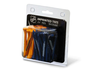 Nashville Predators 50pk Golf Tees
