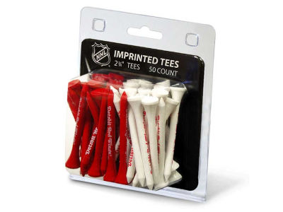 Detroit Red Wings 50pk Golf Tees