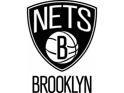Brooklyn Nets Static Cling Decal