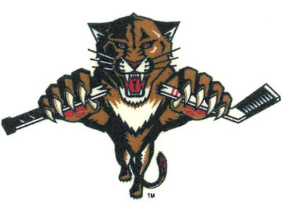 Florida Panthers Tattoo 4-pack