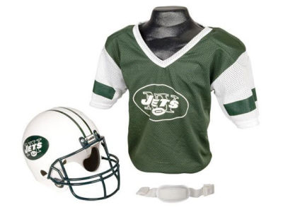 New York Jets Deluxe Team Uniform Set