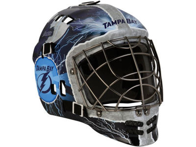 Tampa Bay Lightning NHL Replica Goalie Mask