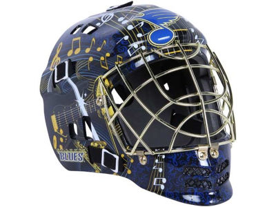 St. Louis Blues NHL Replica Goalie Mask