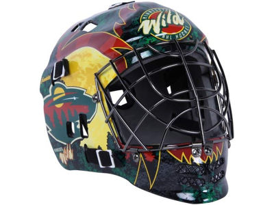 Minnesota Wild NHL Replica Goalie Mask