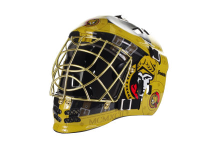 Ottawa Senators NHL Replica Goalie Mask