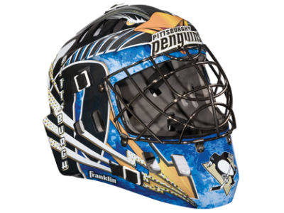Pittsburgh Penguins NHL Team Mini Goalie Mask