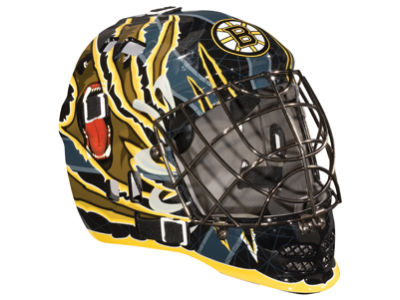 Boston Bruins NHL Team Mini Goalie Mask
