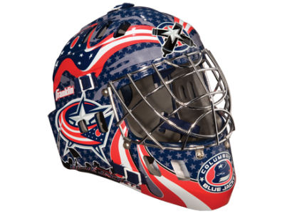 Columbus Blue Jackets NHL Team Mini Goalie Mask