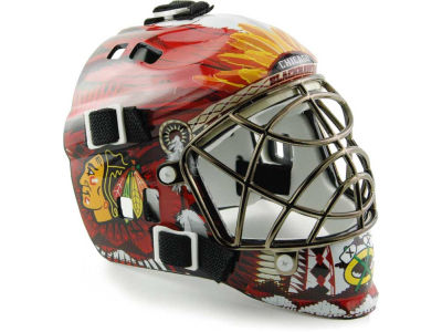 Chicago Blackhawks NHL Team Mini Goalie Mask