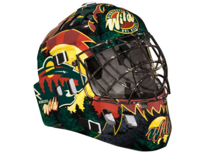 Minnesota Wild NHL Team Mini Goalie Mask