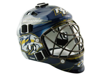 Nashville Predators NHL Team Mini Goalie Mask