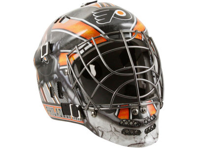 Philadelphia Flyers NHL Team Mini Goalie Mask