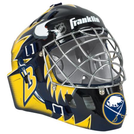 Buffalo Sabres NHL Team Mini Goalie Mask