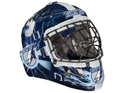 Tampa Bay Lightning NHL Team Mini Goalie Mask