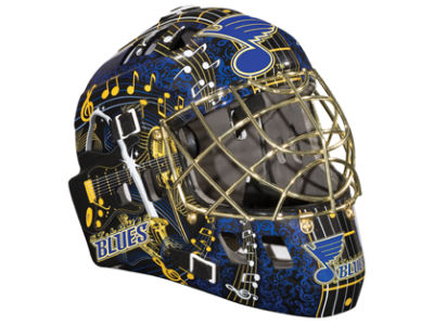 St. Louis Blues NHL Team Mini Goalie Mask