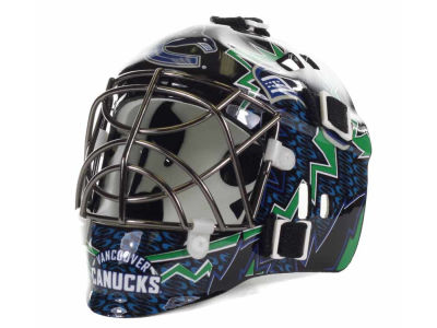 Vancouver Canucks NHL Team Mini Goalie Mask