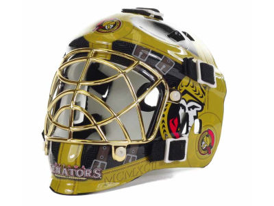 Ottawa Senators NHL Team Mini Goalie Mask