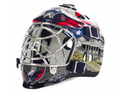 Washington Capitals NHL Team Mini Goalie Mask
