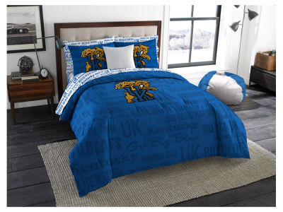 Kentucky Wildcats Full Bed Set