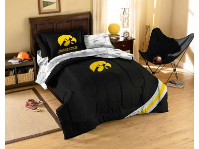 Iowa Hawkeyes Twin Bed in Bag