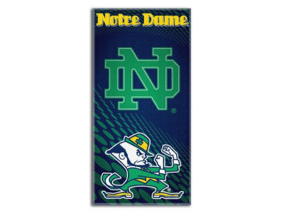 Notre Dame Fighting Irish Beach Towel Emblem