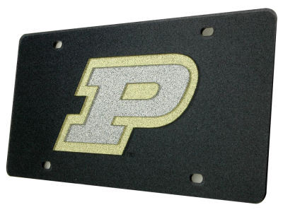 Purdue Boilermakers Glitter Laser Tag