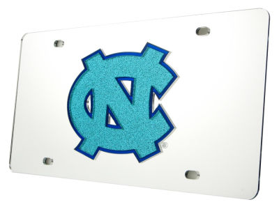 North Carolina Tar Heels Glitter Laser Tag
