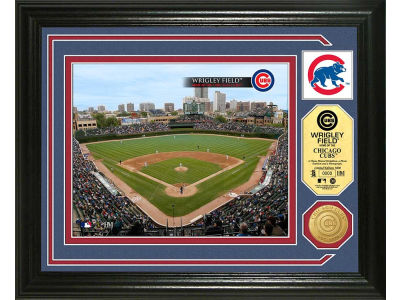 Chicago Cubs Photo Mint Coin-Bronze