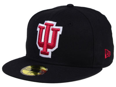 Indiana Hoosiers New Era NCAA AC 59FIFTY Cap