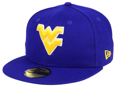 West Virginia Mountaineers New Era NCAA AC 59FIFTY Cap