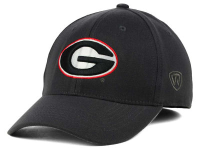 Georgia Bulldogs Top of the World NCAA Team Color PC Cap