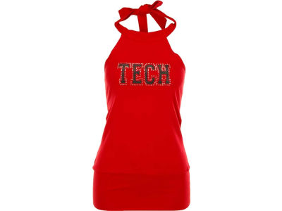 Texas Tech Red Raiders NCAA Womens Bloused Halter