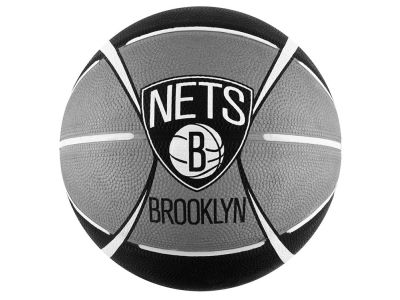 Brooklyn Nets Logo Ball Size 3 Unboxed
